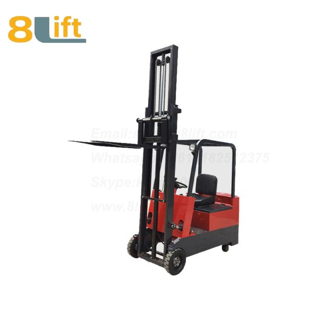 Battery Power Lift Three Wheels Drive Electric forklift truck-9-1