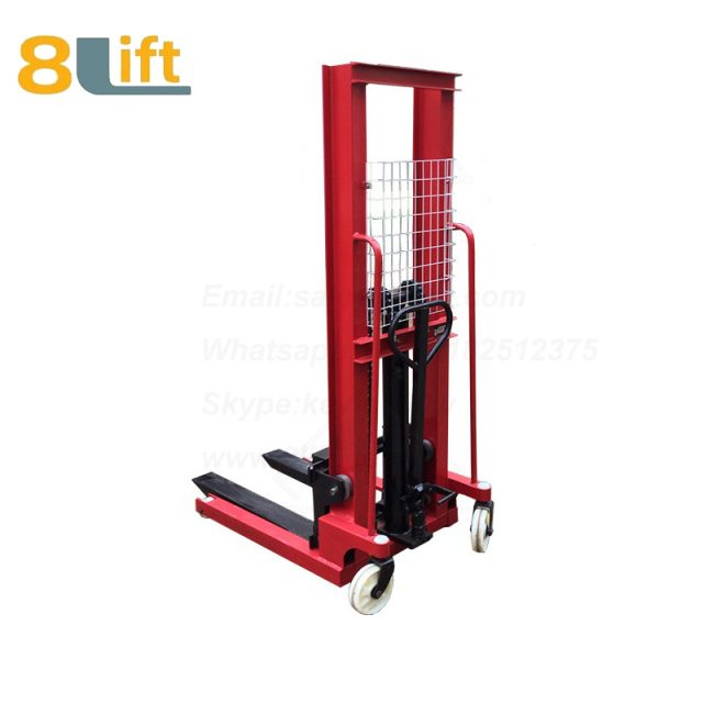 Hydraulic Manual hydraulic Stacker-5-1