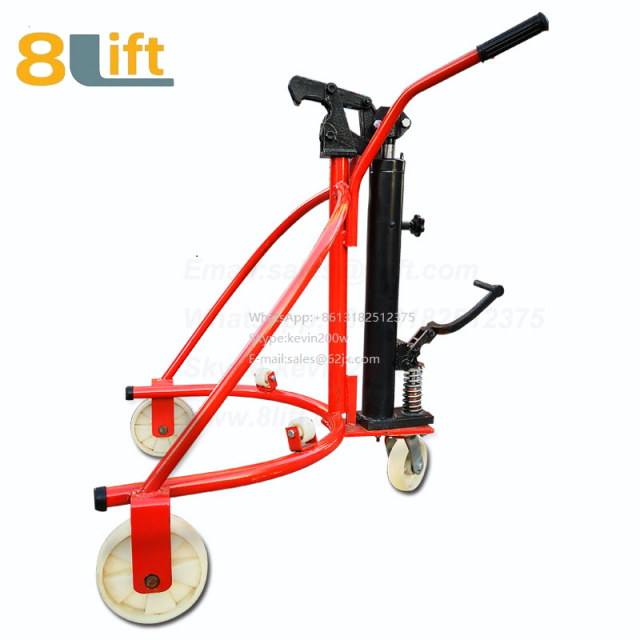 Hydraulic Oil Drum Manual Car Trolley COY-1