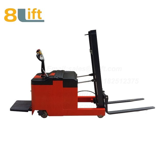 Hydraulic tilted tilt Forward backward leaning back forerake hypsokinesis counterweight counter balance electric stacker-1-1