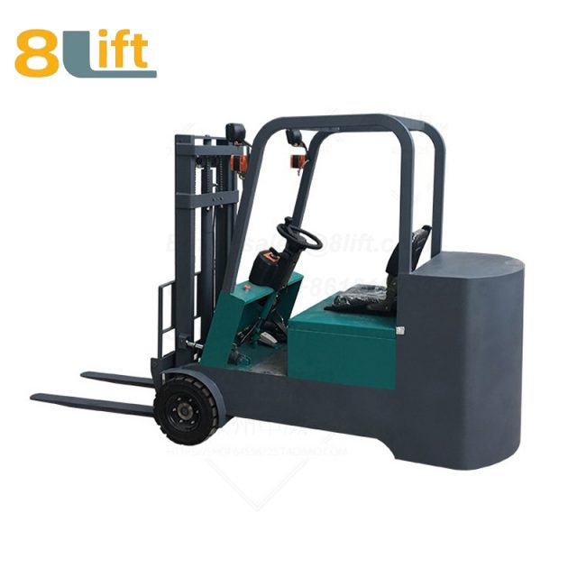 Battery Power Lift Three Wheels Drive Electric forklift truck-8-3