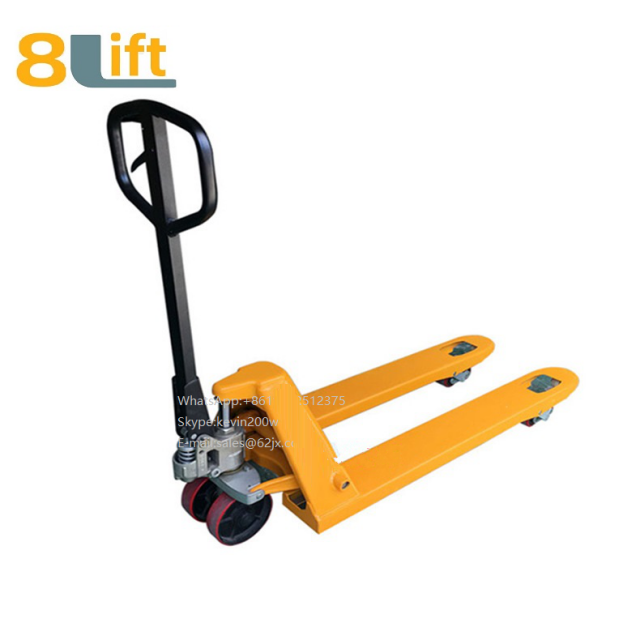 Hydraulic Manual Hand operated lift pallet jack Pallet Truck-10-1