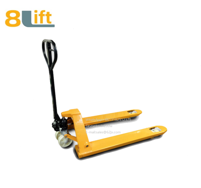 Hydraulic Manual Hand operated lift pallet jack Pallet Truck-11-1