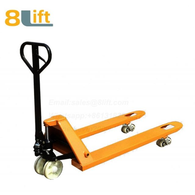 Hydraulic Manual Hand operated lift pallet jack Pallet Truck-9-1
