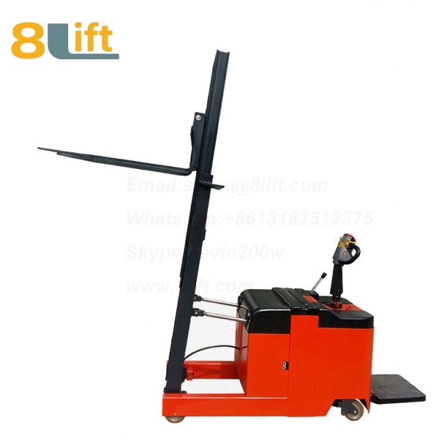 Hydraulic tilted tilt Forward backward leaning back forerake hypsokinesis counterweight counter balance electric stacker-2-1